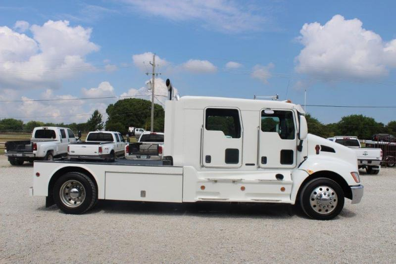 2014 Kenworth T300 Schwalbe Conversion Truck