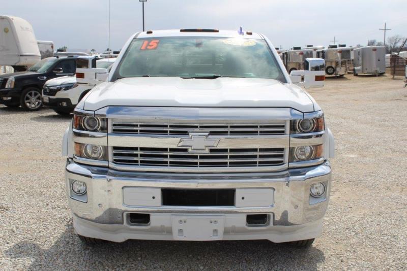 2015 Chevrolet Western Hauler Truck