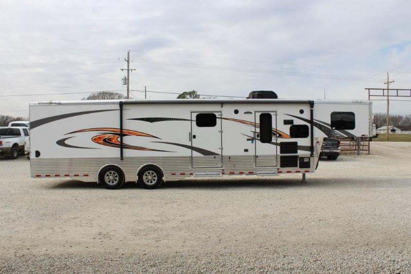 2019 Sundowner Toyhauler 9'11 LQ 20' garage in Bagdad, AZ