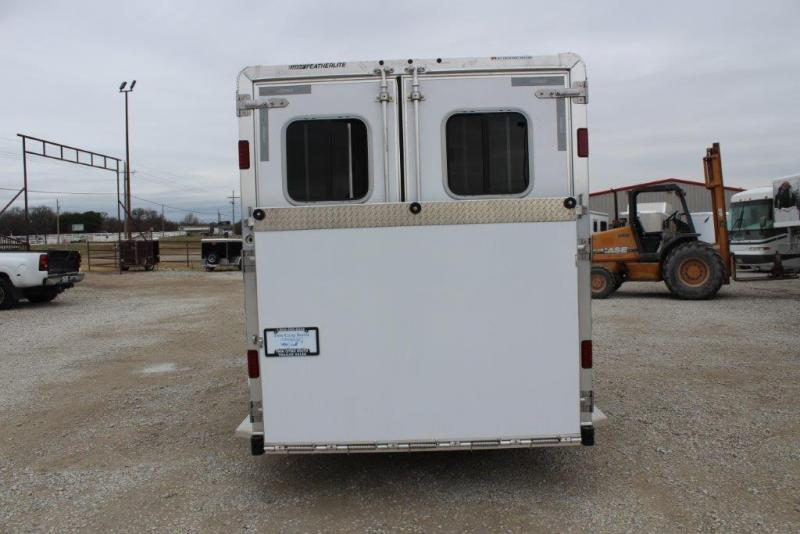 2019 Featherlite 3 horse slant bumper pull