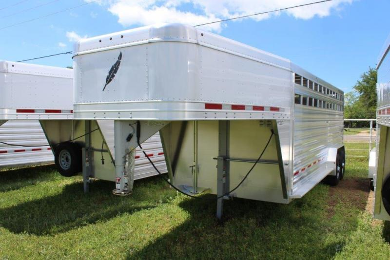 2019 Featherlite 8127 Livestock Trailer in Ashburn, VA