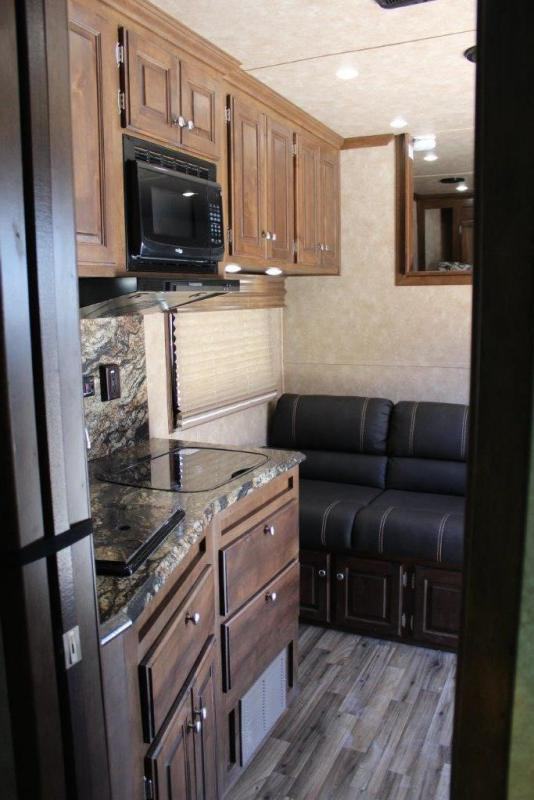 2019 Sundowner 36' Toyhauler with 14' LQ