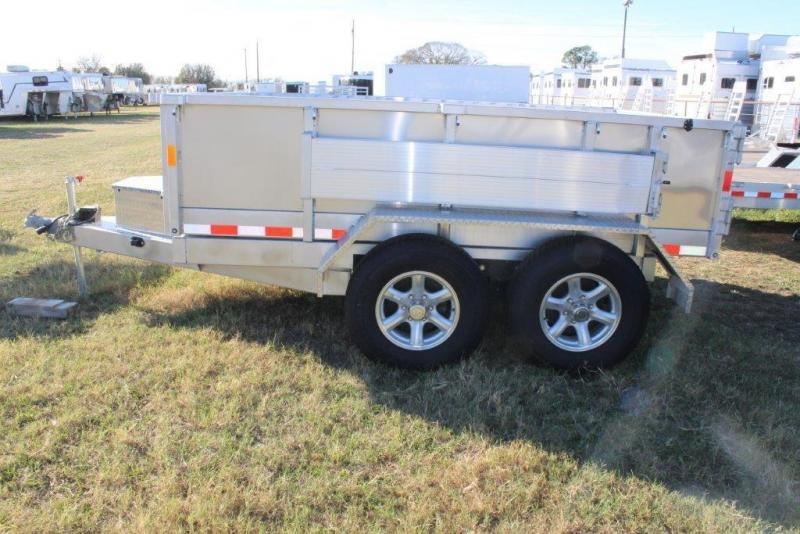 2018 Sundowner 7x10 Dump Trailer