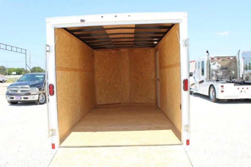 2018 Haulmark Enclosed 7x14 trailer