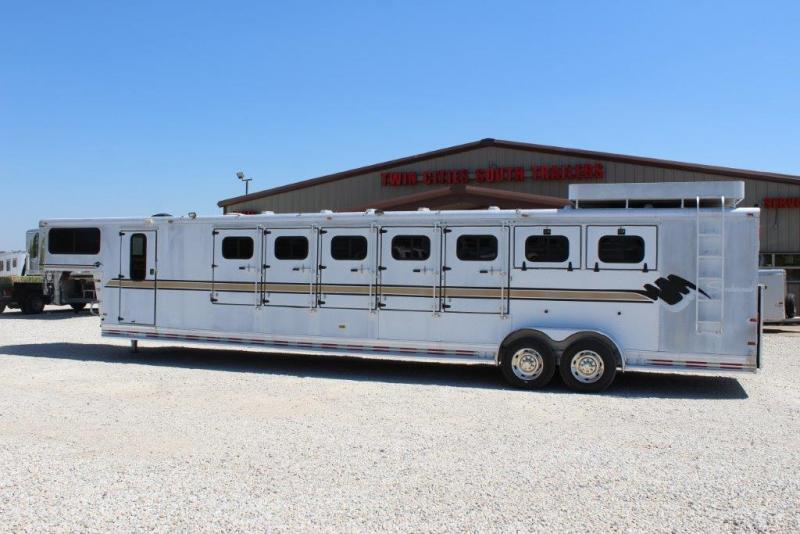 Used Horse Trailers | Utility, Flatbed, Stock , and Horse Trailers ...