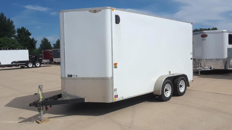 Used Cargo Enclosed Trailers For Sale Cargo Trailers For Sale