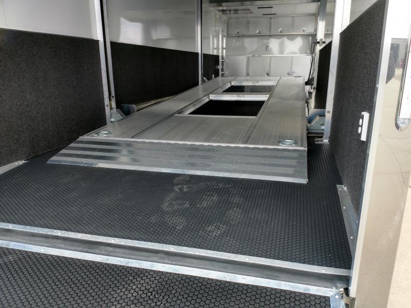 ATC 30' STACKER Car / Racing Trailer