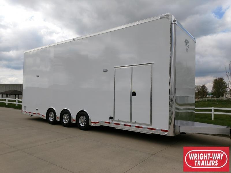ATC 30' STACKER Car / Racing Trailer