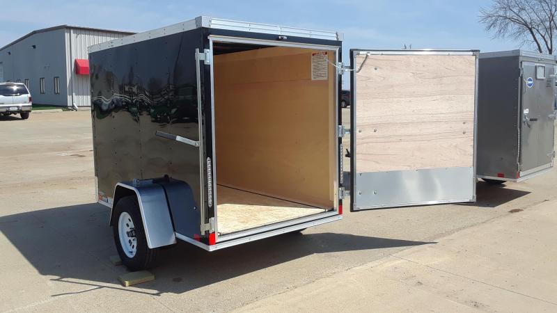 2020 United 5X8 Enclosed Cargo Trailer