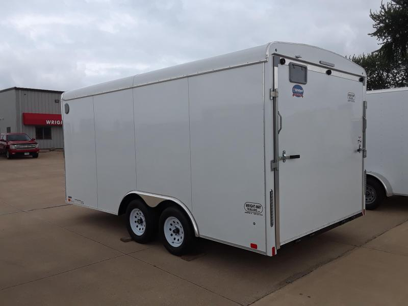 2019 United Trailers ULT8.516TA35-S Enclosed Cargo Trailer