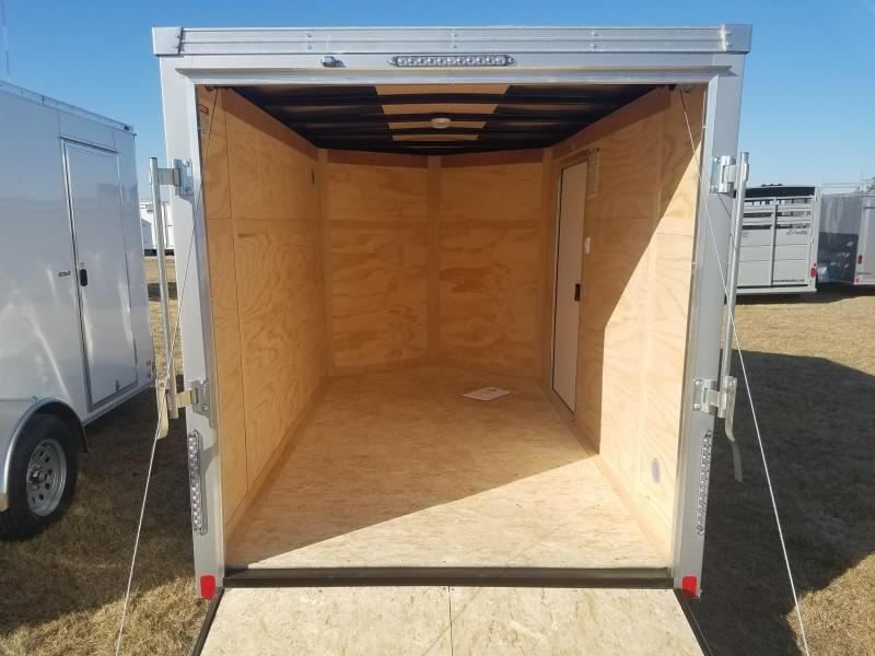 2018 United Trailers 6X10 XLV Enclosed Cargo Trailer