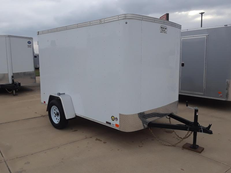 2019 United Trailers 6X10 Enclosed Cargo Trailer