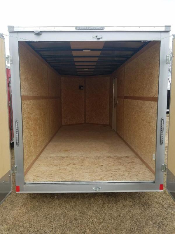 2018 Bravo Trailers SC716TA2 Enclosed Cargo Trailer