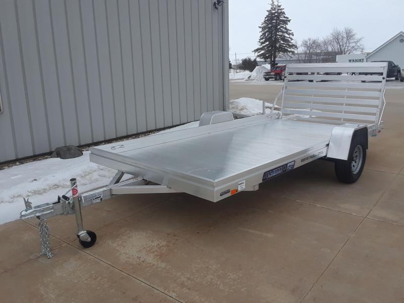 2020 Aluma 78 x 14 Aluminum Utility Trailer
