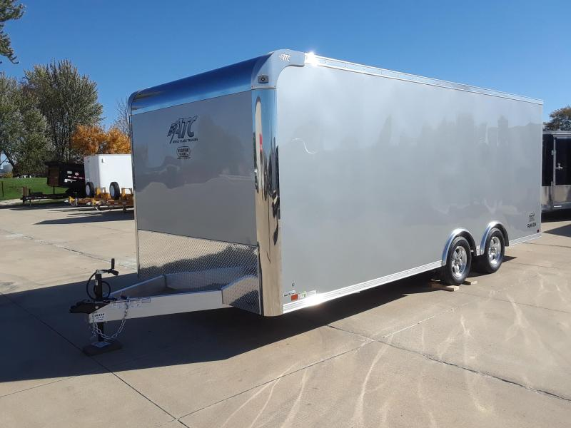 2019 ATC RAVEN 20' Car / Racing Trailer