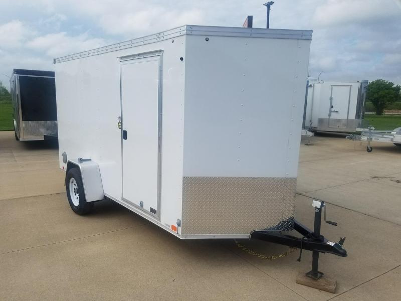 2019 United Trailers XLV 6x12 Enclosed Cargo Trailer