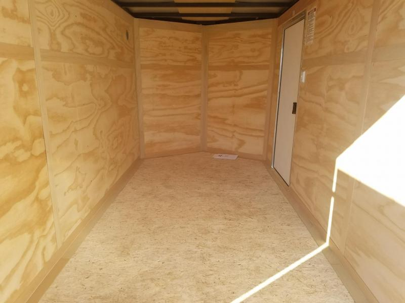 2017 United Trailers 6X12 XLV Enclosed Cargo Trailer