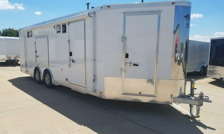 USED ATC Quest 24 + 4 Custom Trailer