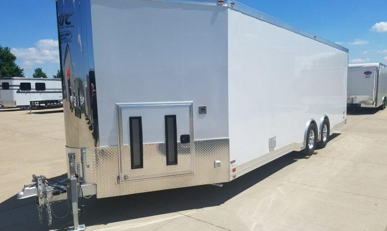 USED ATC Quest 24 + 4 Custom Trailer