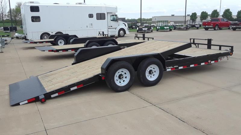 2020 PJ 22' Tilt Equipment Trailer