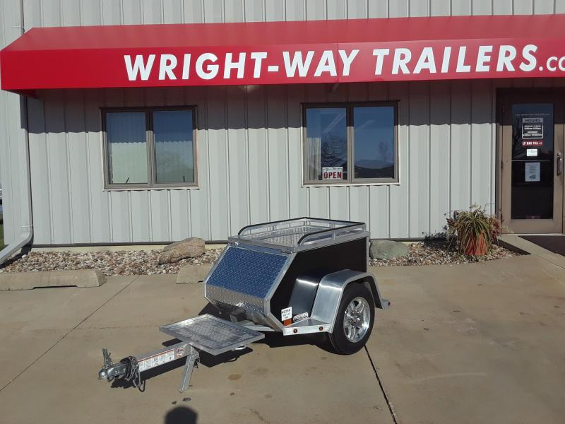 2017 Aluma MCT Towable Motorcycle Trailer