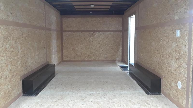 2020 Bravo 8.5 x 16 Enclosed Cargo Trailer