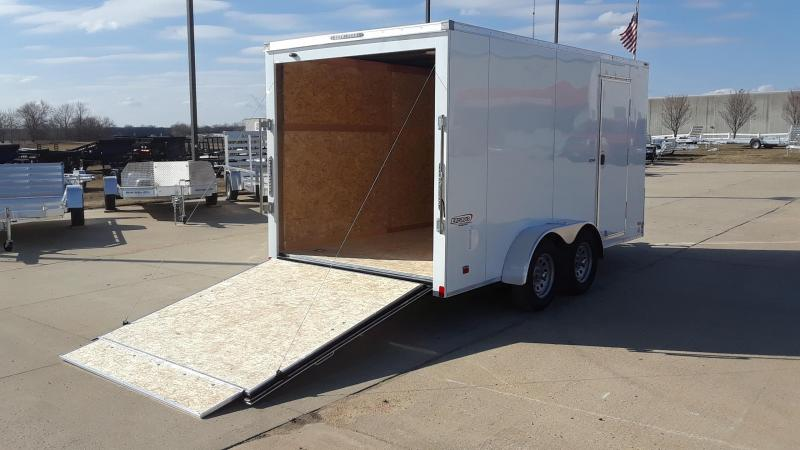 2020 Bravo 7X14 Enclosed Cargo Trailer