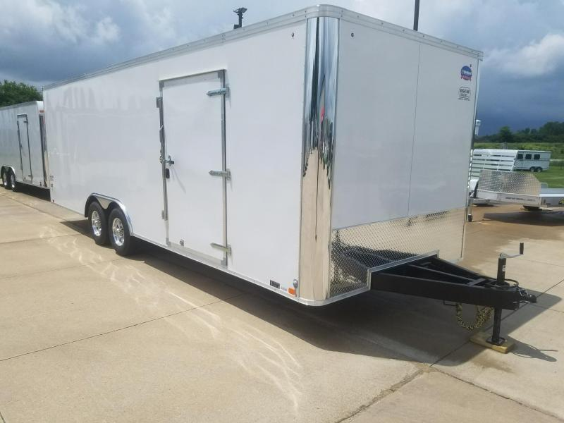 2019 United Trailers 8.5X24 Car / Racing Trailer in IA