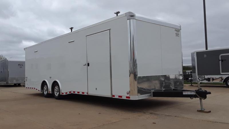 2020 Bravo 8.5X28 Car / Racing Trailer