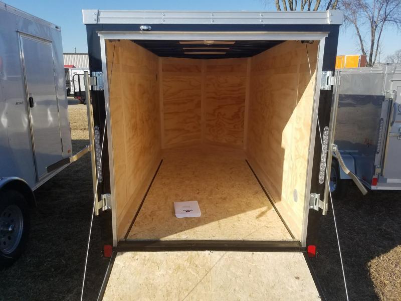 2018 United Trailers 5X10 XLV Enclosed Cargo Trailer