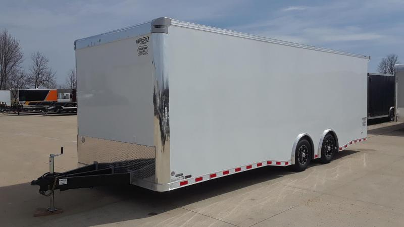 2020 Bravo 8.5X24 Car / Racing Trailer
