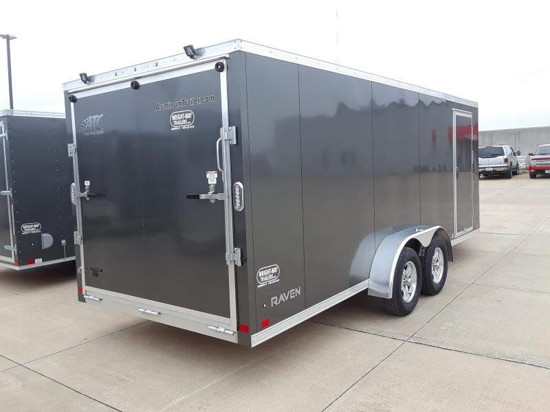 2019 ATC 7X18 +6 Snowmobile Trailer