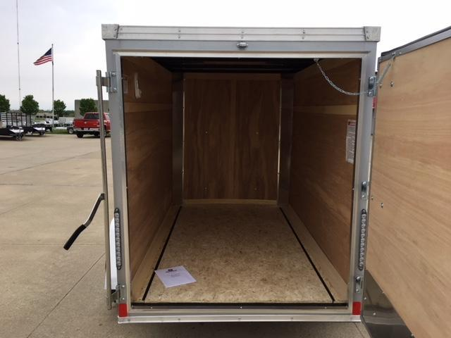 2019 United  5 x 8 Enclosed Cargo Trailer