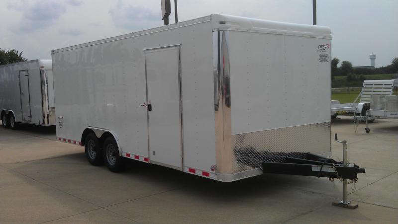 2019 Bravo Trailers 8.5X20 Enclosed Cargo Trailer