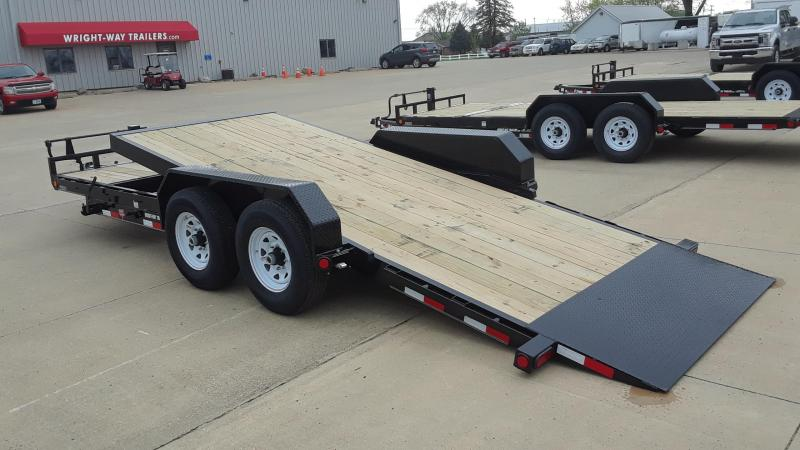 2020 PJ 20' Tilt Equipment Trailer in Ashburn, VA