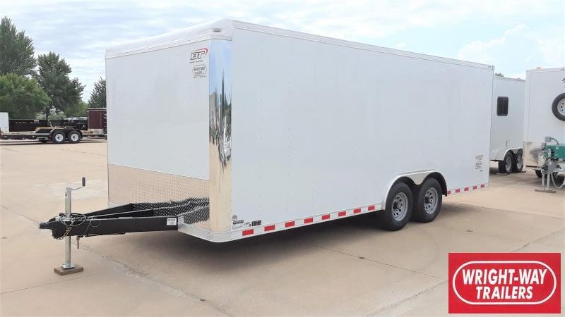 Bravo 8.5X20 Enclosed Cargo Trailer