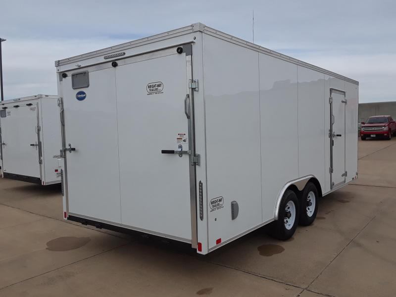 2019 United Trailers 8.5X20 Enclosed Car / Racing Trailer