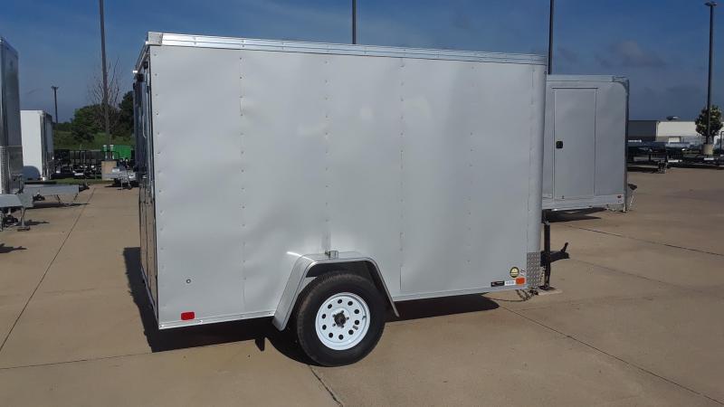 2020 United 6X10 Enclosed Cargo Trailer