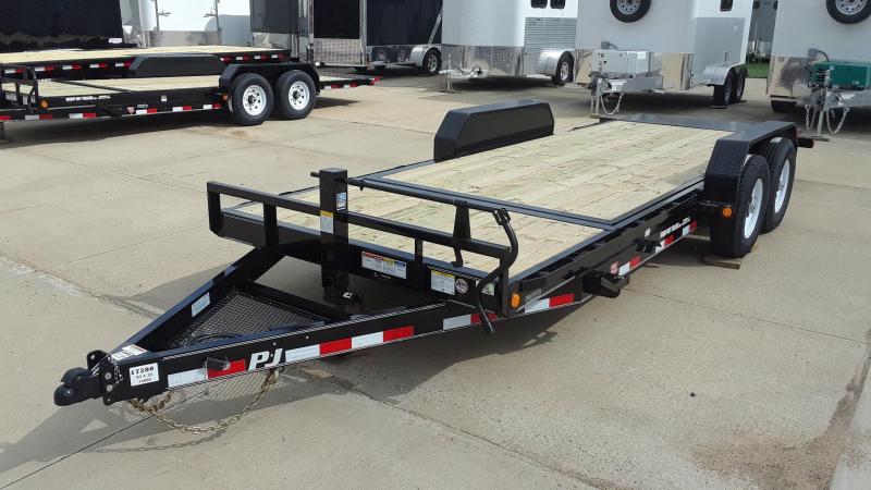 2020 PJ 20' Equipment Tilt Trailer