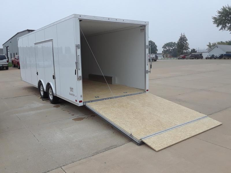 2019 ATC RAVEN 24' Aluminum Car / Racing Trailer