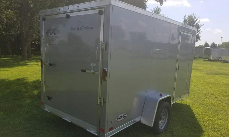 ATC 6X12 Aluminum Cargo Trailer