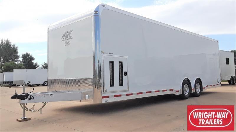 2020 ATC Quest 8.5x28 Car / Racing Trailer