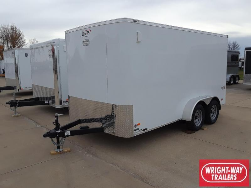 2019 Bravo Trailers 7X14 Enclosed Cargo Trailer