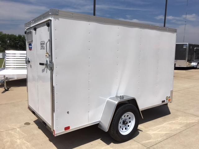 2019 United  5 x 10 XLE Enclosed Cargo Trailer