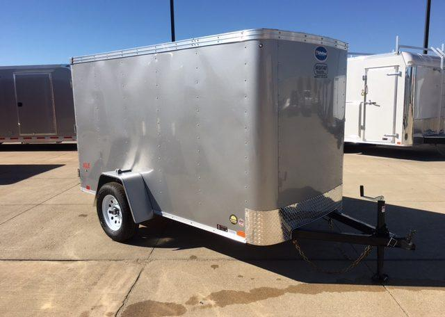 United XLE 5 X 10 Enclosed Cargo Trailer
