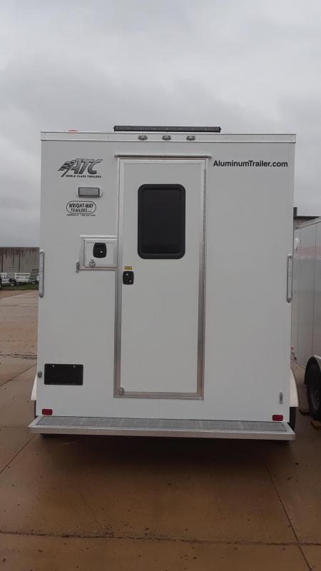 2020 ATC 7x12 Fiber Optic Trailer
