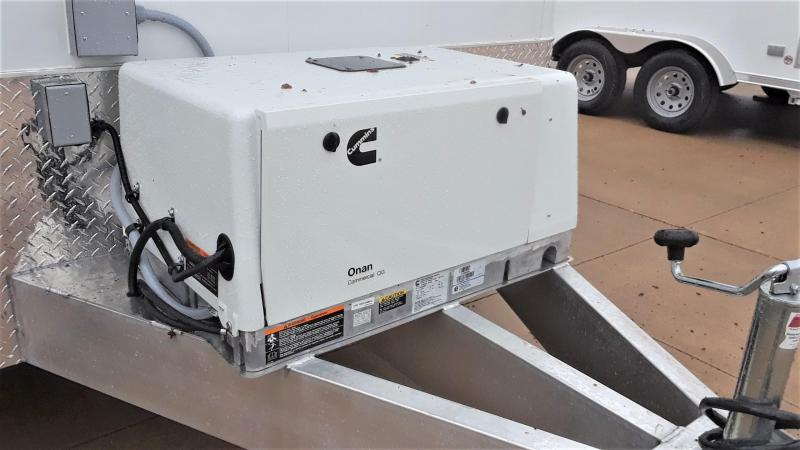 ATC Fiber Optic Splicing Trailer