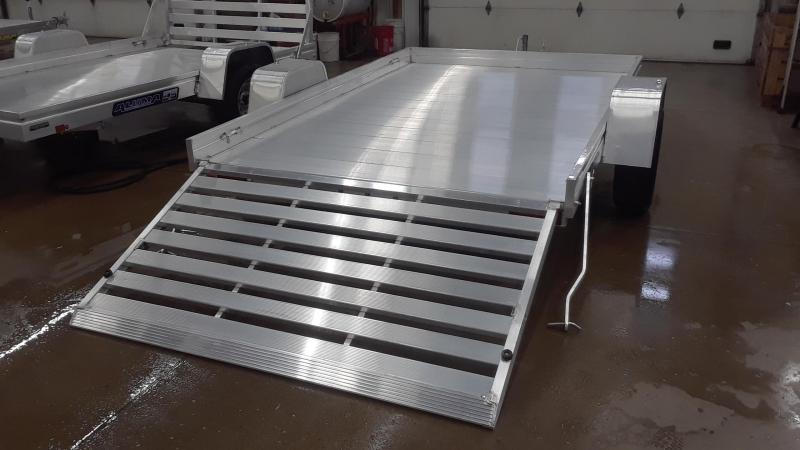 "2020 Aluma 78"" X 10' Aluminum Utility Trailer"