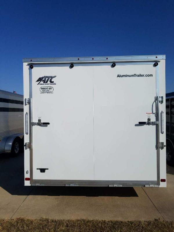 2018 ATC 8.5X24 Car / Racing Trailer