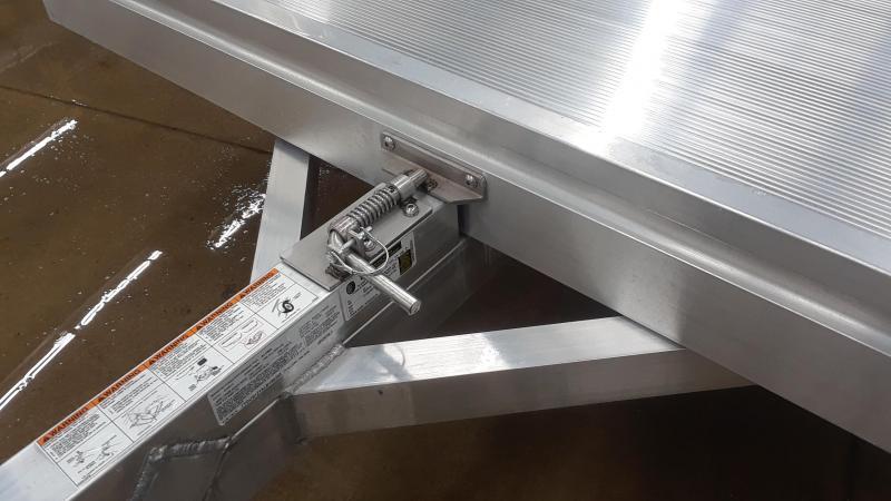2020 Aluma 12' TILT Aluminum Utility Trailer